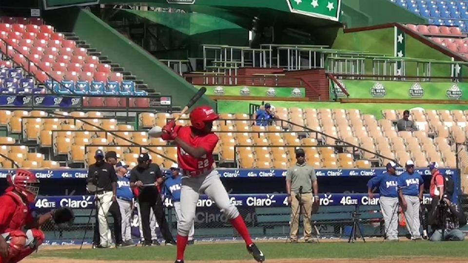 Top Int'l Prospects: Ernesto, OF