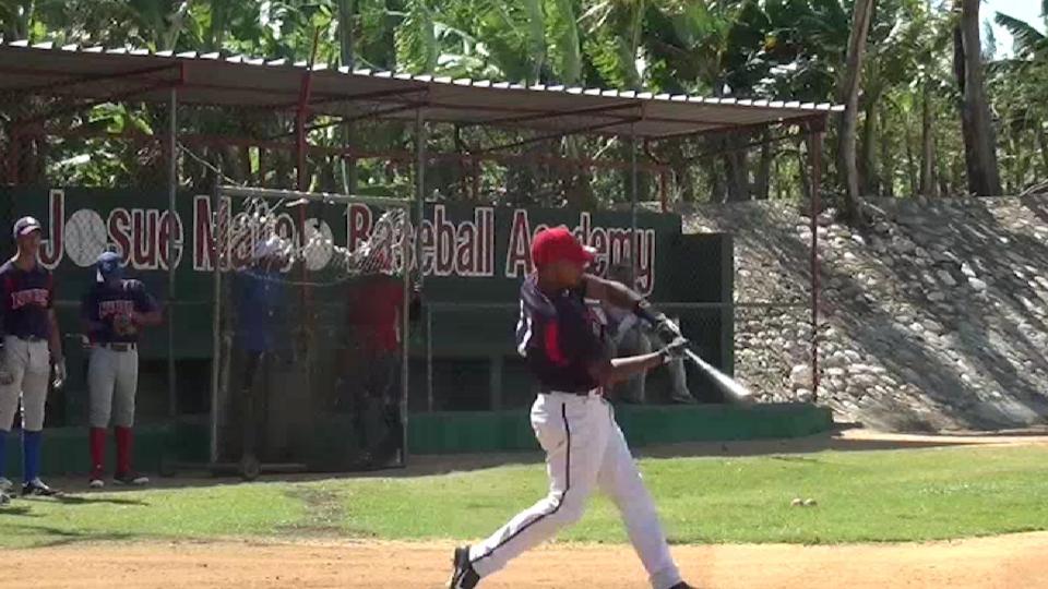 Top Int'l Prospects: Hernandez