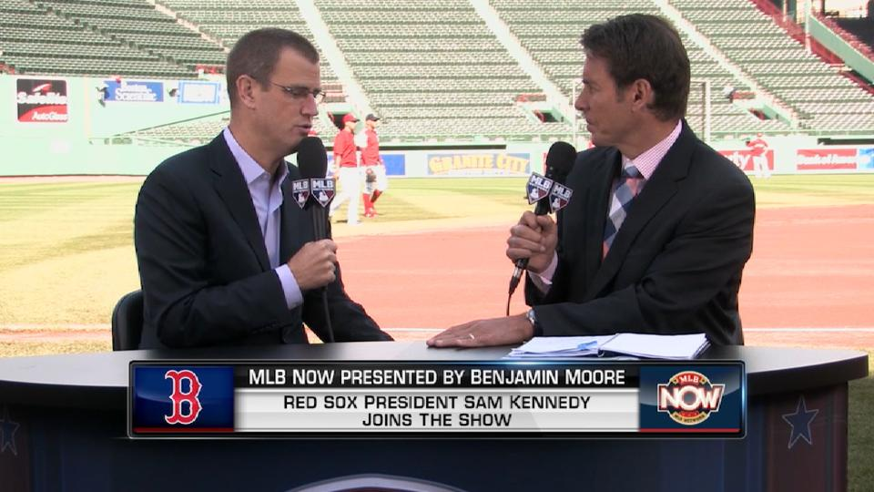 MLB Now: Sam Kennedy