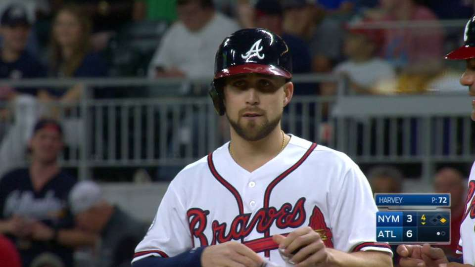 Inciarte's two-run single