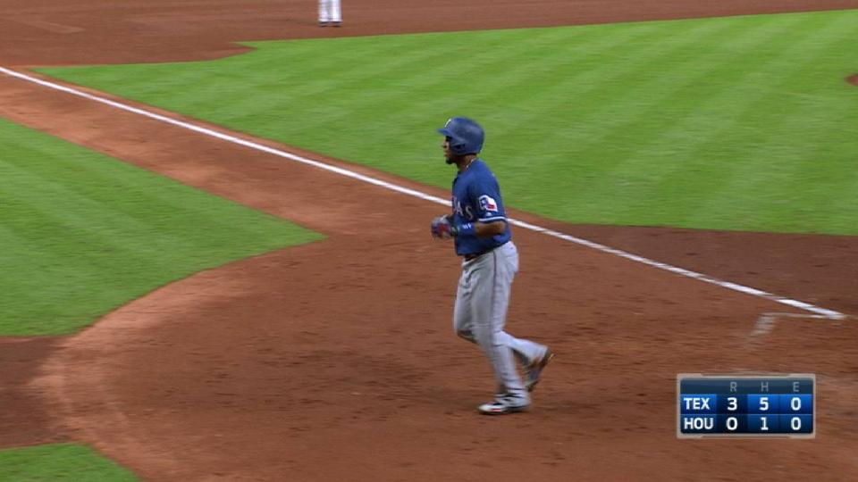 Andrus' solo homer
