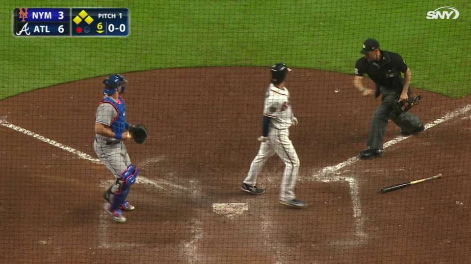 Lagares' super throw from left
