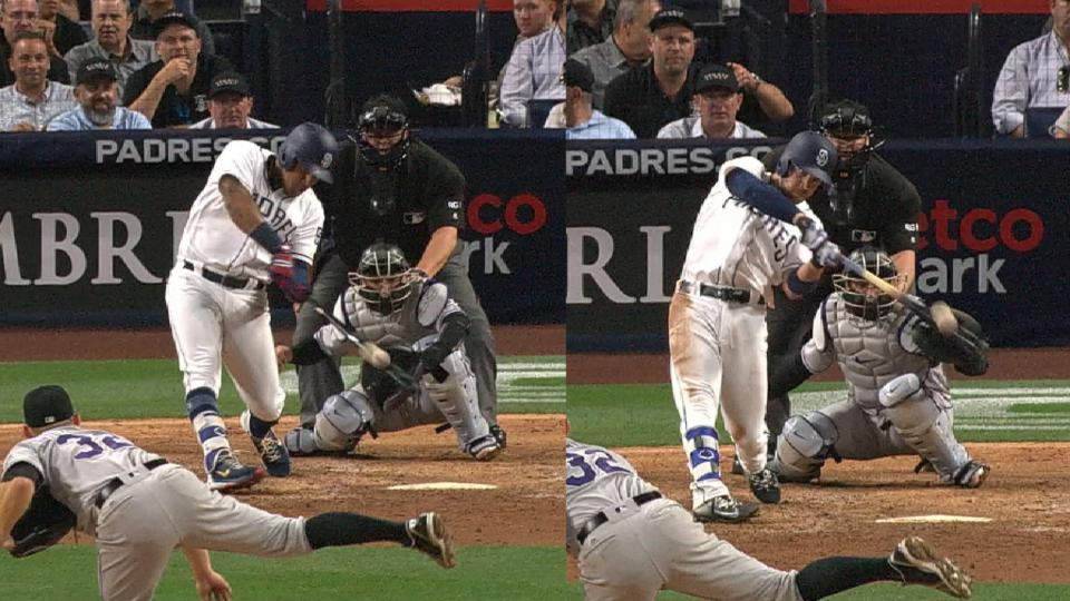 Padres go back-to-back in 6th