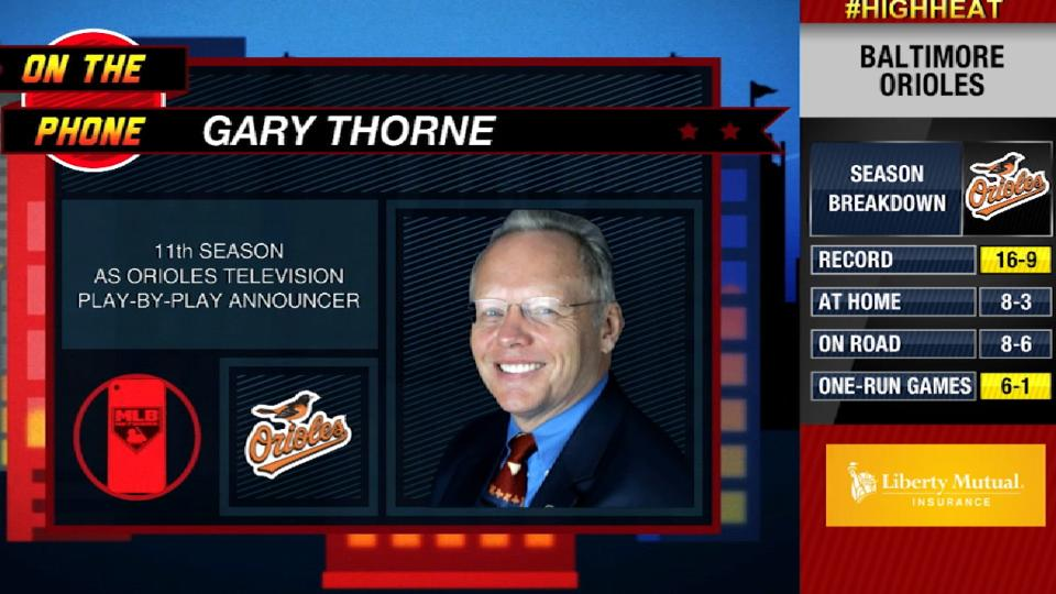 High Heat: Gary Thorne