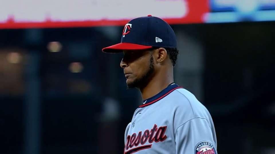 MLB Central on Ervin Santana