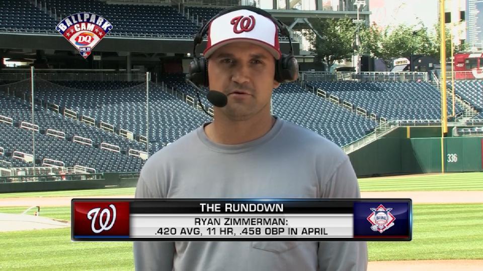 The Rundown: Ryan Zimmerman