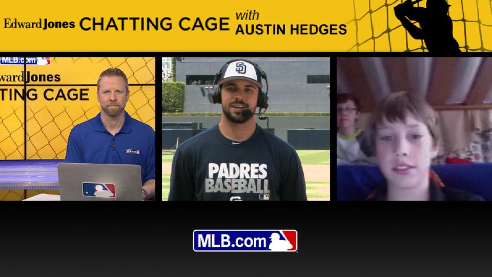 Hedges on his career highlight