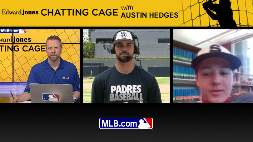 Chatting Cage: Austin Hedges