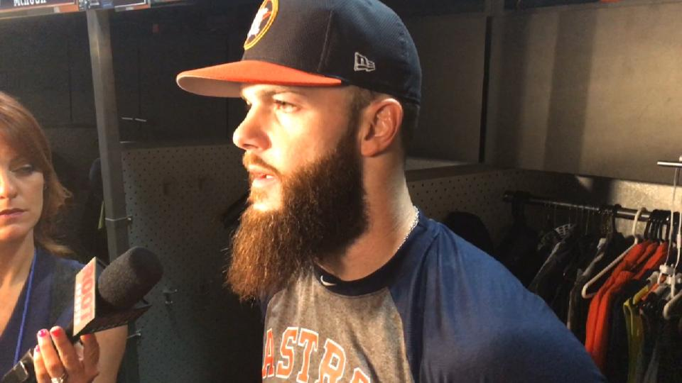 Keuchel collects April honor