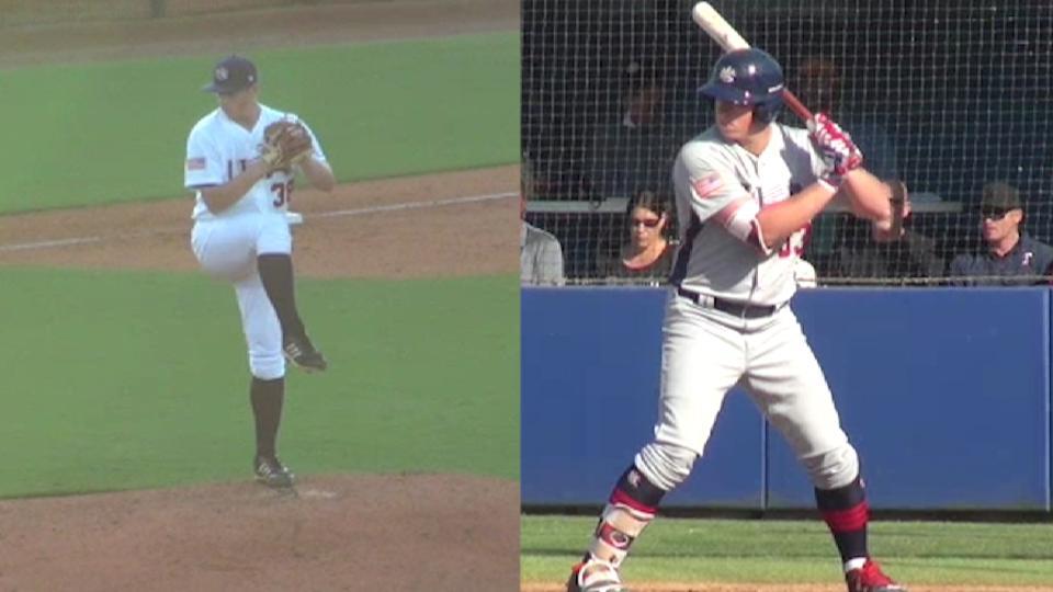 McKay on pitching vs. hitting
