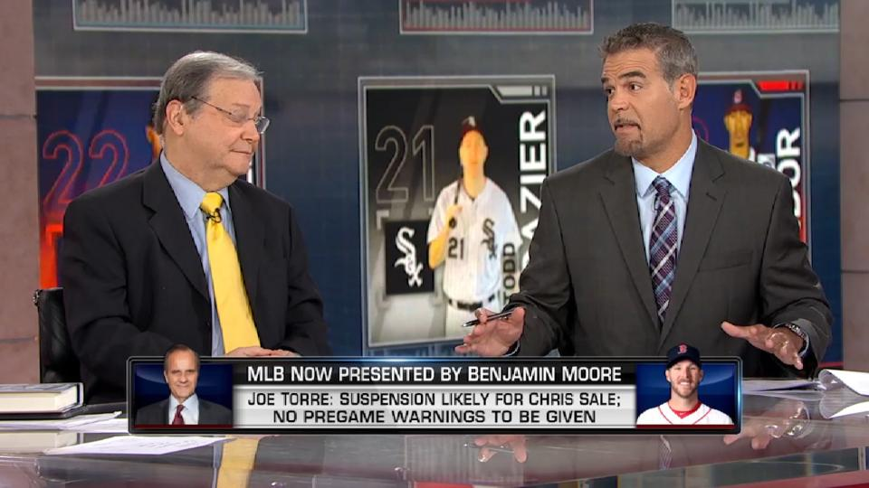 MLB Now on Red Sox-Orioles drama