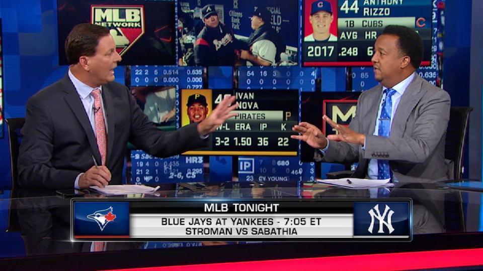 MLB Tonight: Judge's dominance