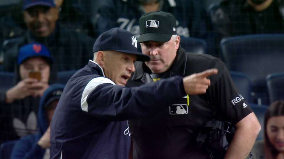 Girardi gets ejected