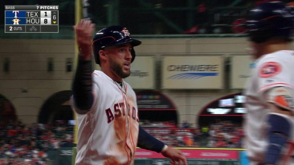 Reddick's sac fly in the 6th