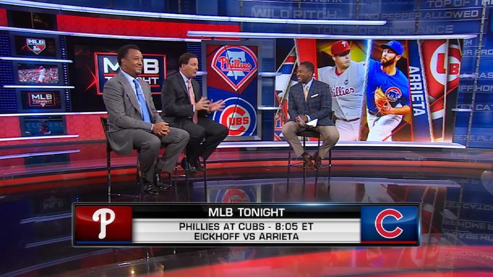 MLB Tonight analyzes Eickhoff