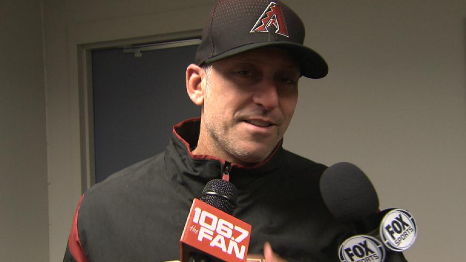 Lovullo on loss and Ray's outing