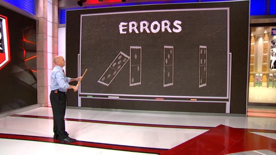 MLB Tonight: Errors