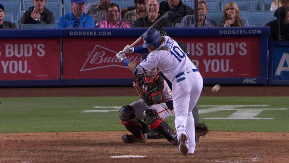 Turner HBP, remains in the game