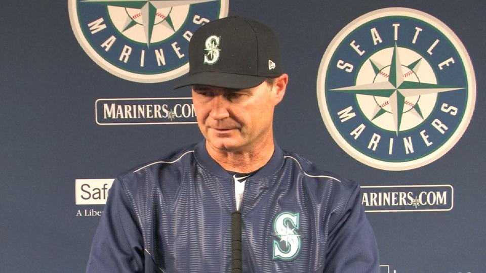 Servais talks win over Angels