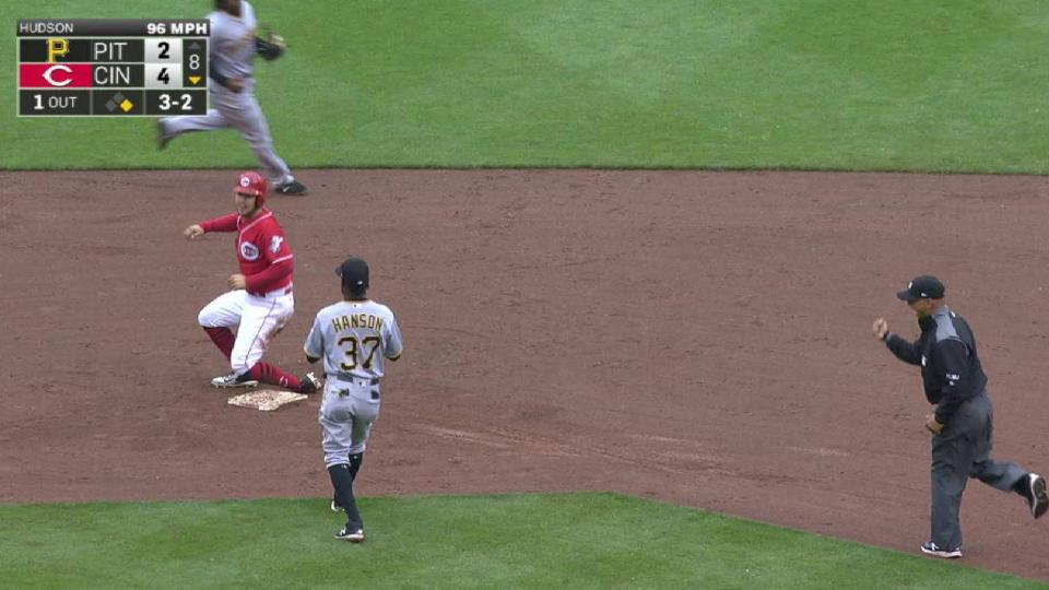 Pirates pull off double play