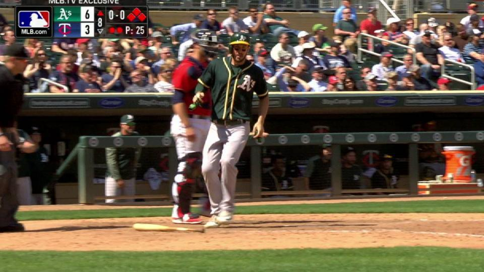 Vogt's two-run double