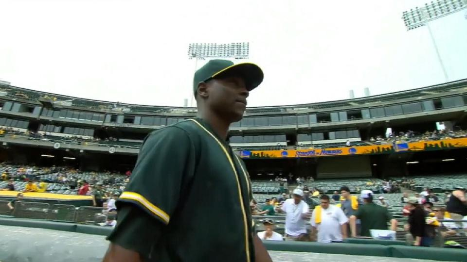 Cotton's solid outing with 9 K's