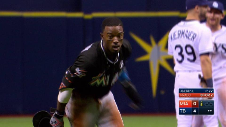 Rays retire Gordon on the bases