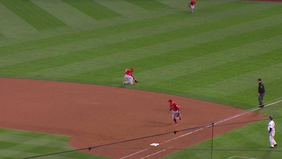 Espinosa's sliding play