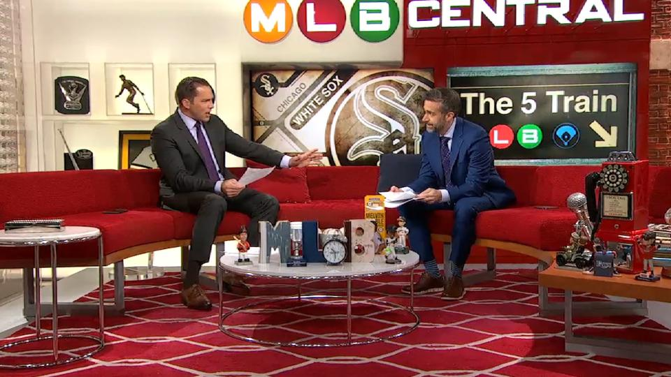 MLB Central on White Sox rebuild
