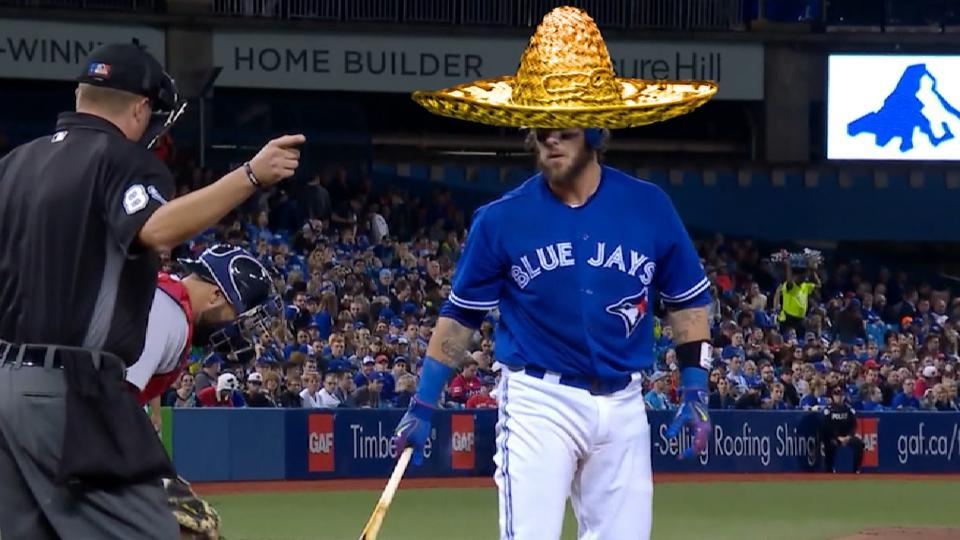 Golden sombreros on MLB Central
