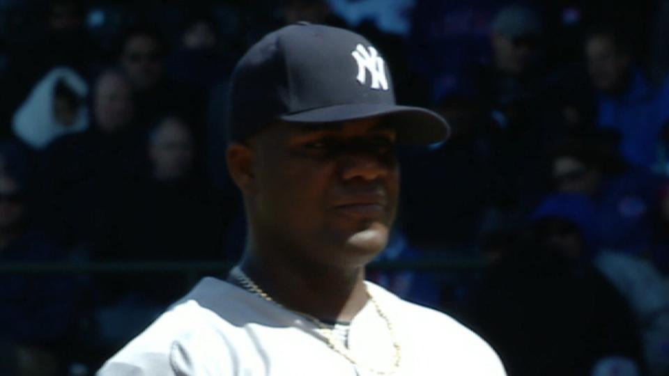 Pineda's six-strikeout outing
