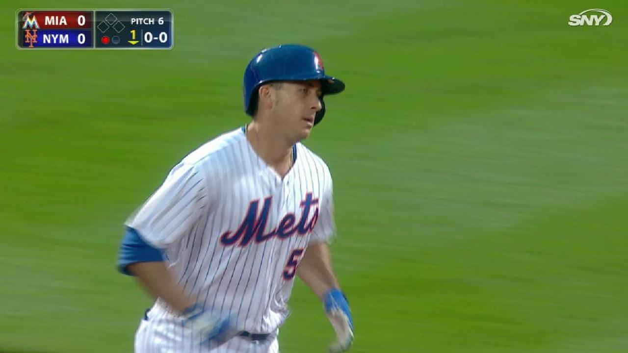 T.J. Rivera comanda remontada de los Mets sobre Marlins