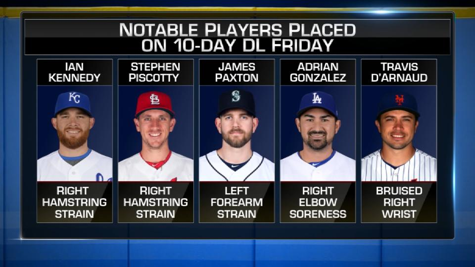 MLB Tonight on the new 10-Day DL