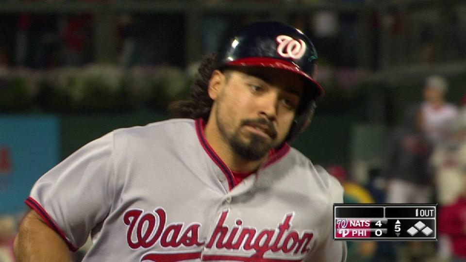 Rendon's solo homer