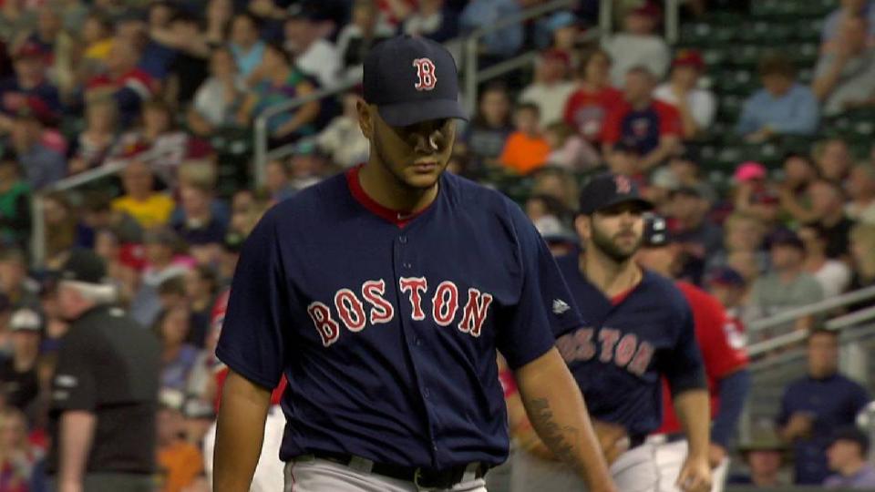 Rodriguez retires Grossman