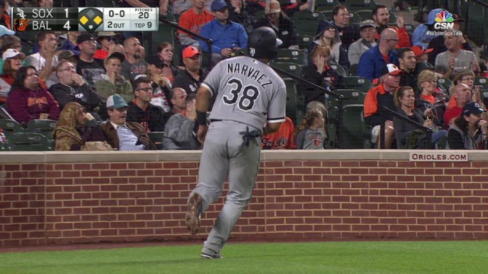 Cabrera's RBI fielder's choice