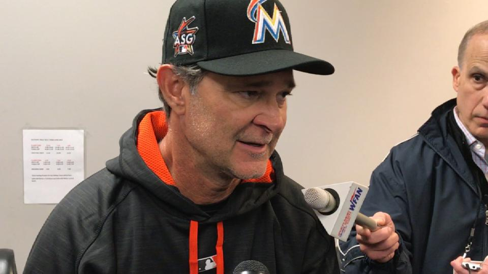 Mattingly on 8-7 loss to Mets