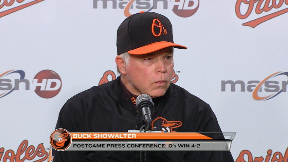 Showalter on Britton's timetable