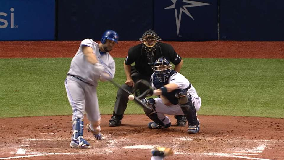 Morales crushes two homers