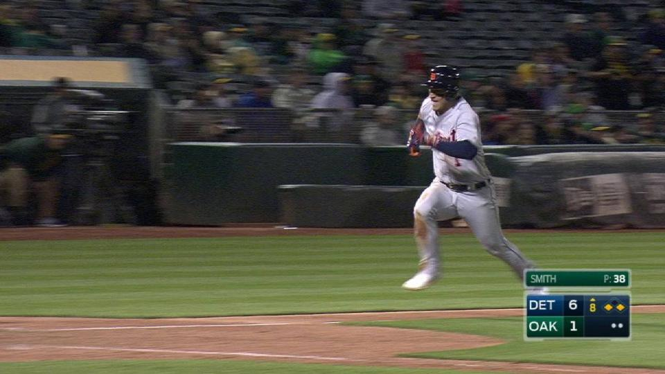 Davis throws out Romine for DP