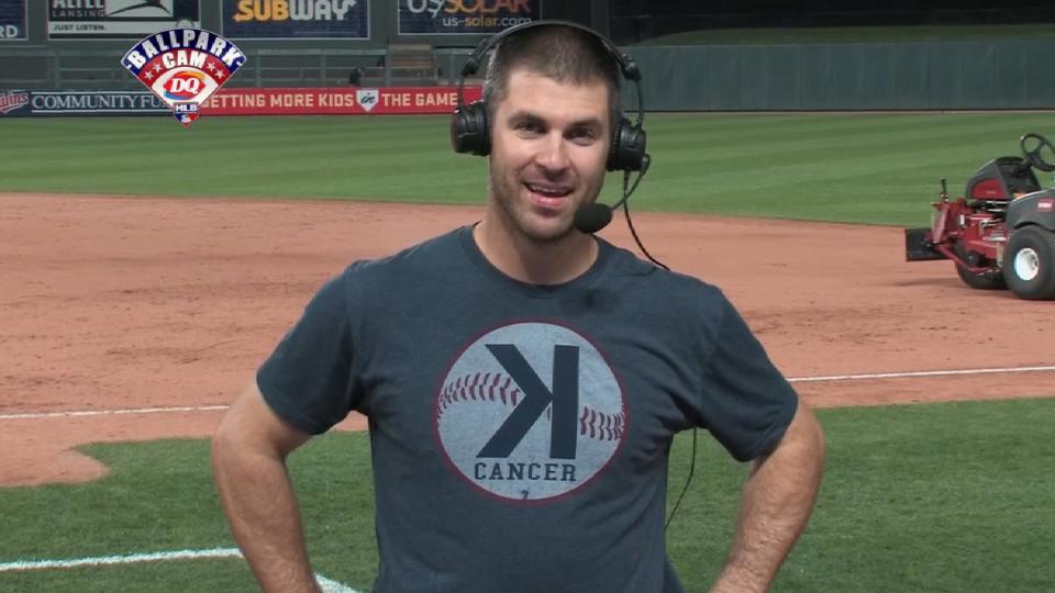 MLB Tonight: Joe Mauer