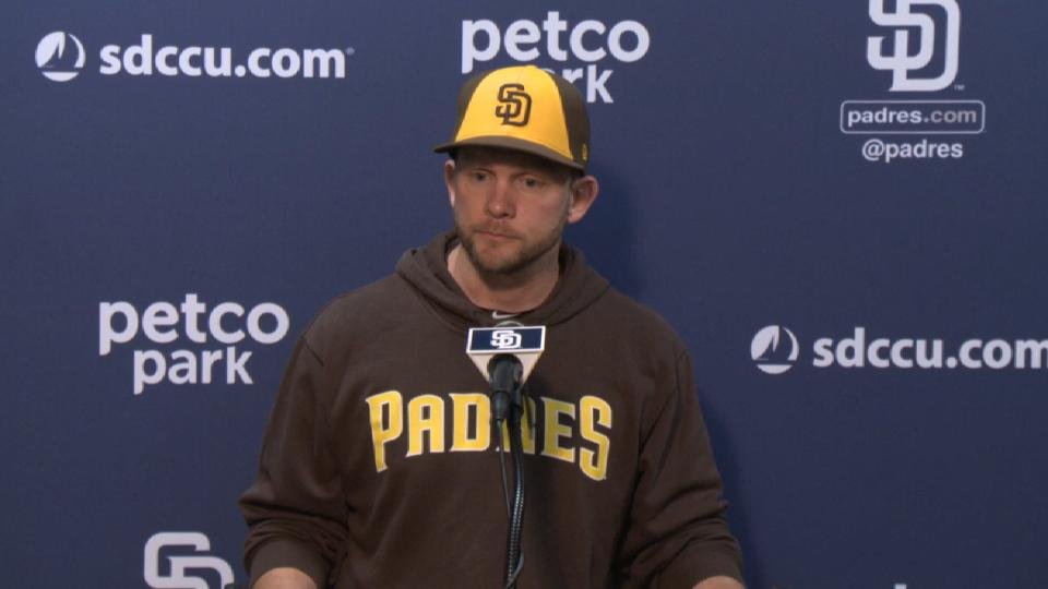 Green on loss to Dodgers