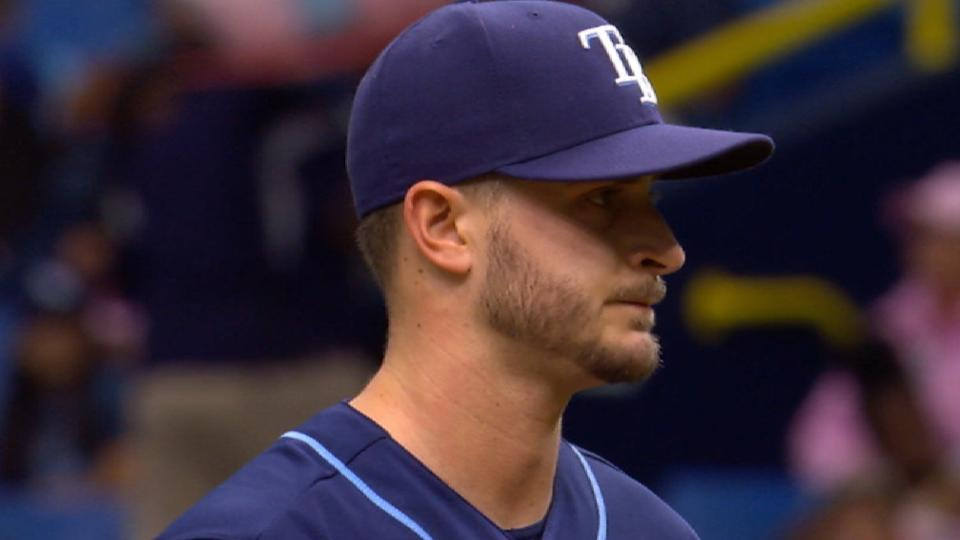 Odorizzi's strong outing