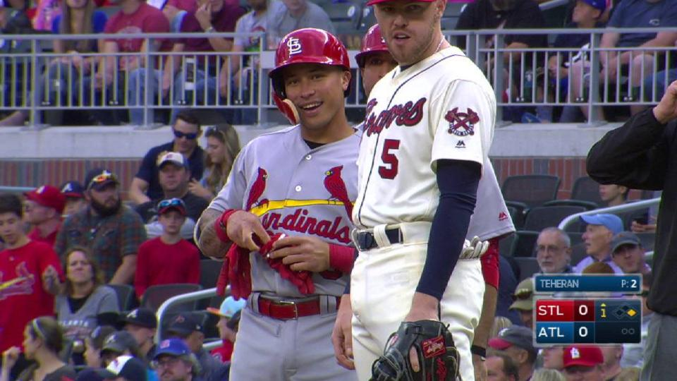 Wong extends hitting streak