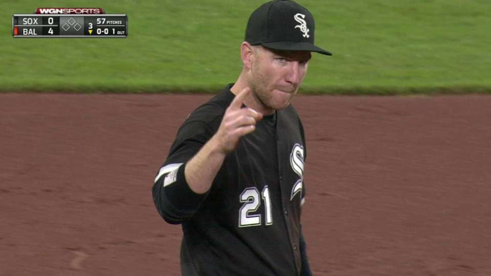Frazier's nice diving catch