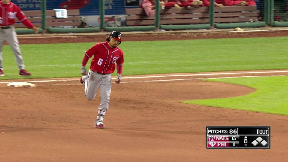 Rendon's three-run home run
