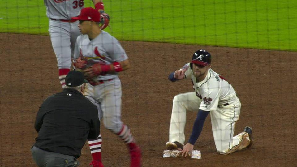 Fryer throws out Inciarte