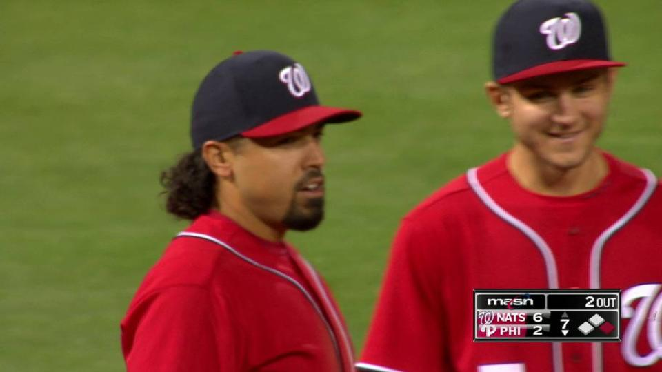 Rendon's spectacular diving play