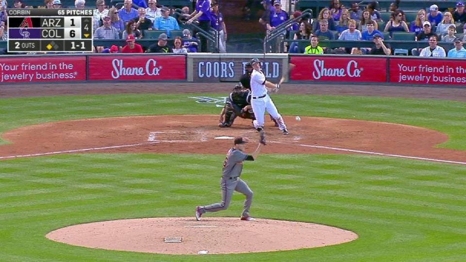 LeMahieu's RBI single