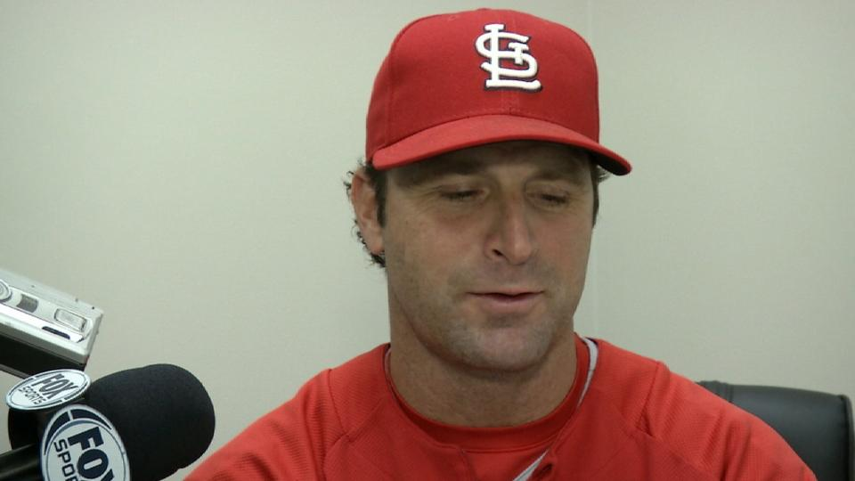 Matheny on win over the Braves